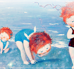 Random image: дети-на-берегу-моря