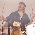 Random image: барабанщик
