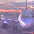 Random image: самолет