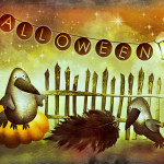 Random image: Хэллоуин2